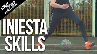 2 EFFECTIVE SKILLS   Andrés Iniesta Skills