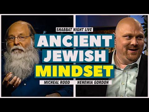 The Ancient Jewish Mindset | Shabbat Night Live
