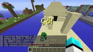 Minecraft Parkur Haritası - Full Boost