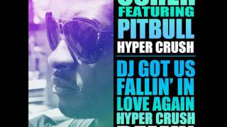 DJ BIBO FEAT USHER DJ GOT US FALLIN LOVE AFAIN HYPER CRUSH (REMIX)