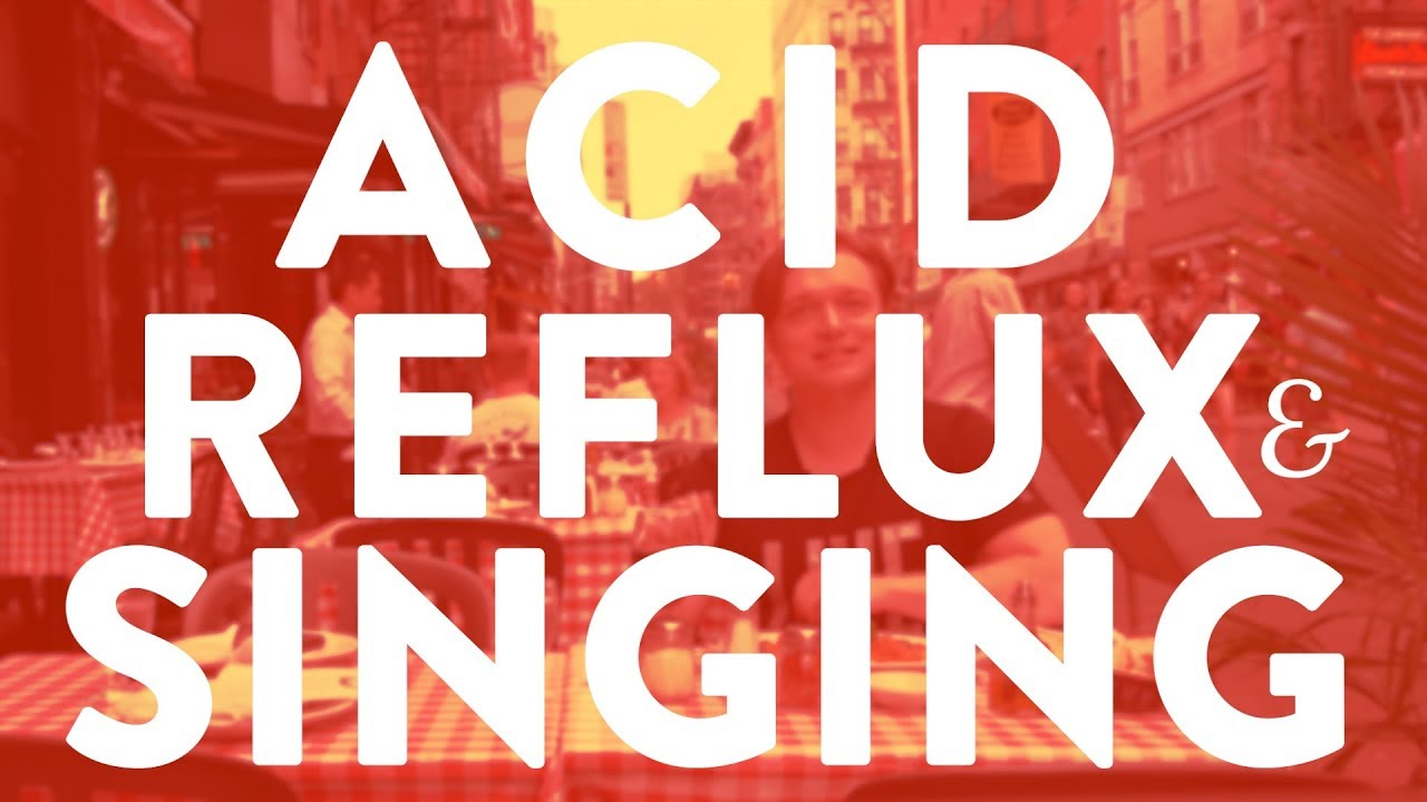 """Acid Reflux And Singing"" - Quick Singing Tips Ep. 30 Cover"