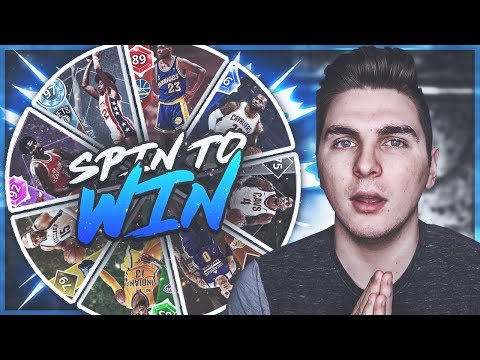 NEW SERIES! NBA 2K18 SPIN TO WIN EP. 1