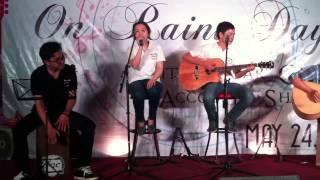 PTIT Guitar Club - Với Anh Em Vẫn Là Cô Bé (Ý Siu Nhơn ft. Ken, Trình, Đạt) @ On Rainy Days