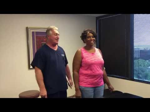 "Cleveland Ohio Lady Travels To Houston For ""America's Chiropractor"" Dr. Gregory Johnson"
