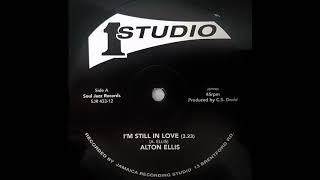 ALTON ELLIS - I'm Still In Love [1967]