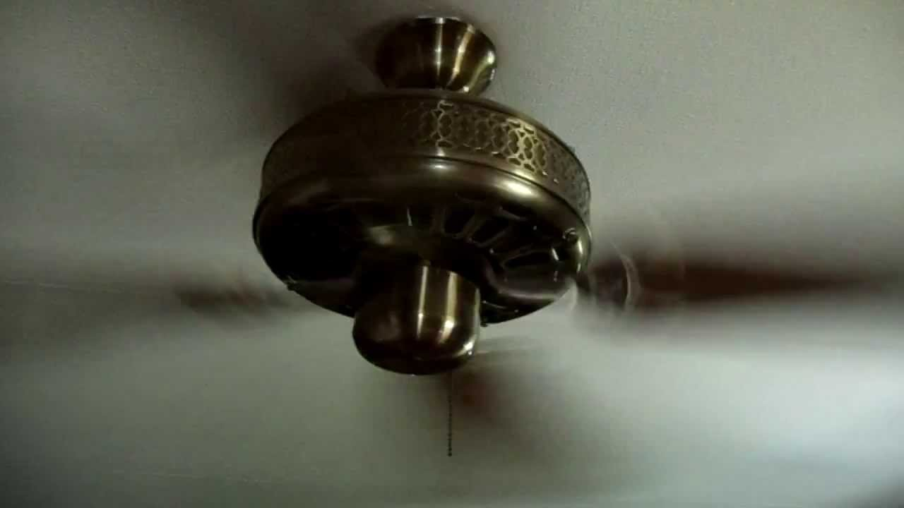 1980u0027s Montgomery Ward Evergo Ceiling Fan   YouTube Good Looking