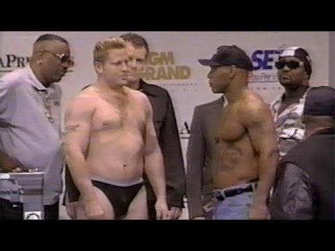 Mike Tyson vs. Frans Botha (ESPN Pre Fight Coverage)