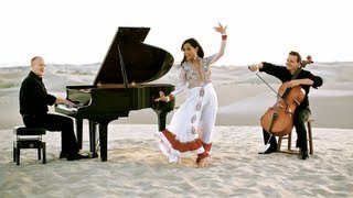 Swedish House Mafia - Don't You Worry Child (Khushnuma) - ft. Shweta Subram - ThePianoGuys