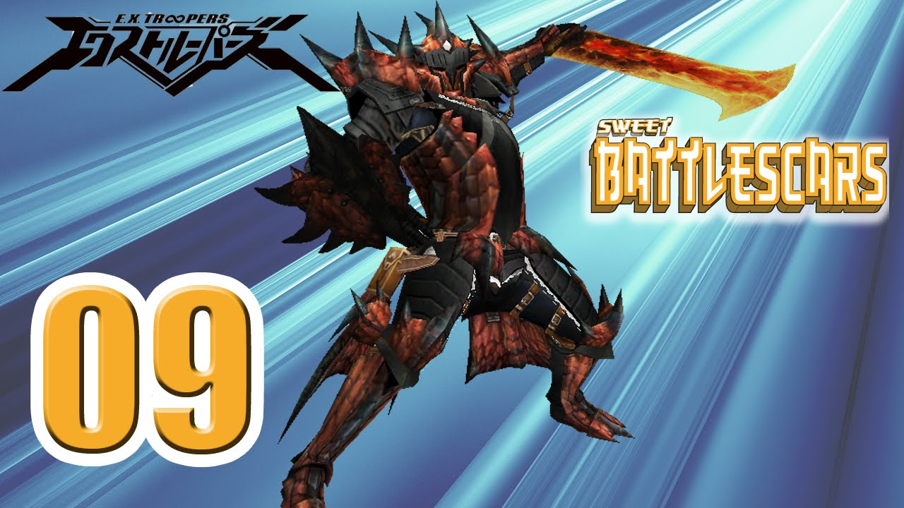 Let S Play E X Troopers 3ds Capture Card Rathalos Armor 09