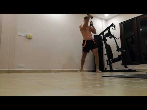 Night time exercise