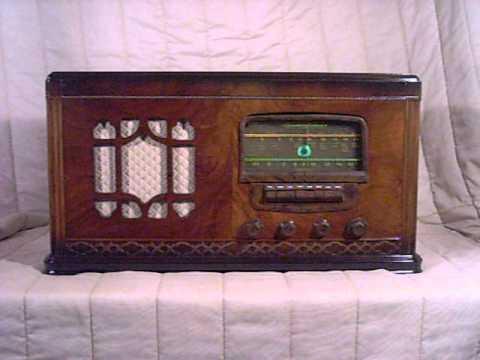 1939 Stromberg Carlson Model 430-H Old Antique Wood Vintage Tube Radio