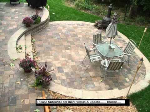 Landscape Pavers Design | Pavers Landscape Design Ideas ...