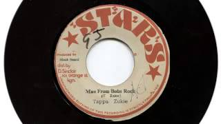 (1976) Tappa Zukie: Man From Bobs Rock