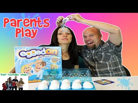 Egged On  Parents Play  That YouTub3 Family