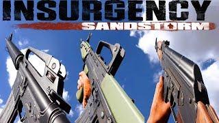 Insurgency Sandstorm - Regural Reloads vs Tactical / Speed Reloads