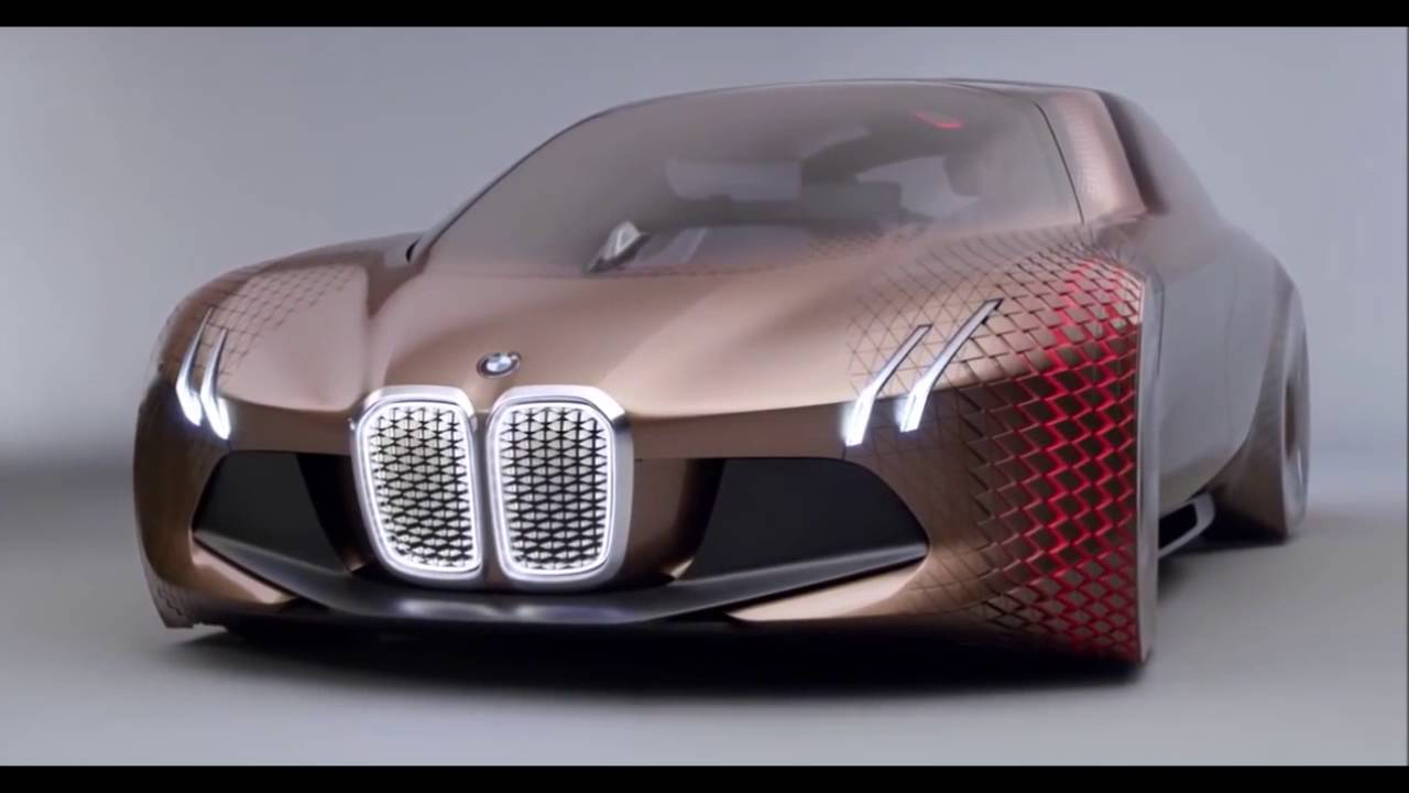 Bmw Future Car Vision Next 100 Interior Exterior And Test Drive 2019 You