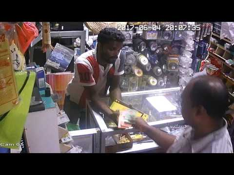 pencuri di kedai hardware .batu muda tambahan . kualalumpur , malaysia