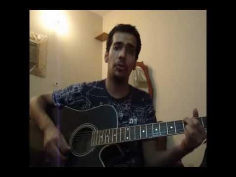 Bin tere- (Acoustic Cover) By Ibrahim Khawaja