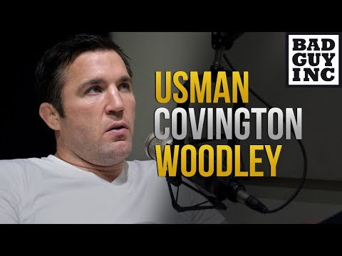Kamaru Usman has earned a title shot, but Colby Covington should be next in line...