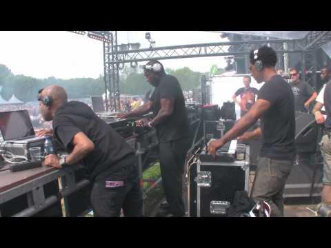 Belleville 3: Kevin Saunderson & Derrick May & Juan Atkins @ Awakenings Festival 2010