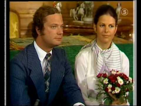 Intervju med Kungen och Silvia (1976) (Från 100 höjdare)