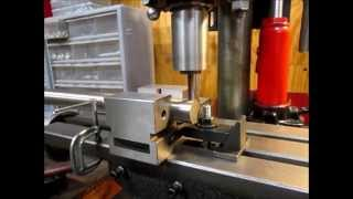 Milling With A Drill Press 3