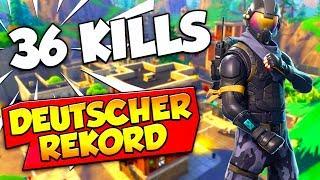 36 Kills (DEUTSCHER REKORD) DUO vs. SQUAD