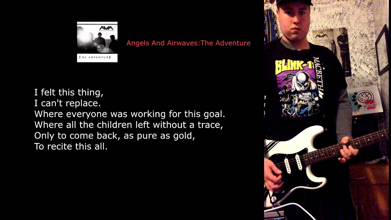 The Adventure by Angels & Airwaves - Songfacts
