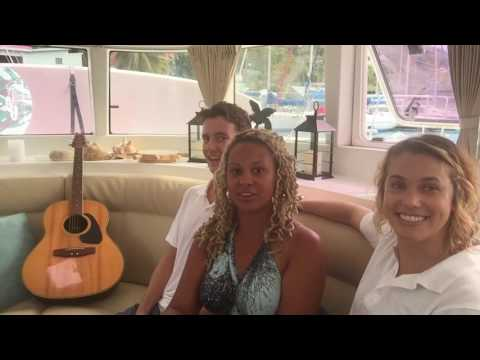 Full CREW INTERVIEW Charter Yacht CASTELINA ||