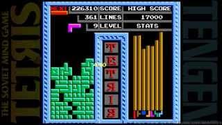 """Tetяis (NES) """"Tengen"""""""