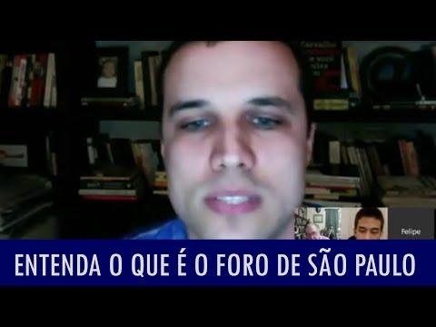 Entenda o que é o Foro de São Paulo