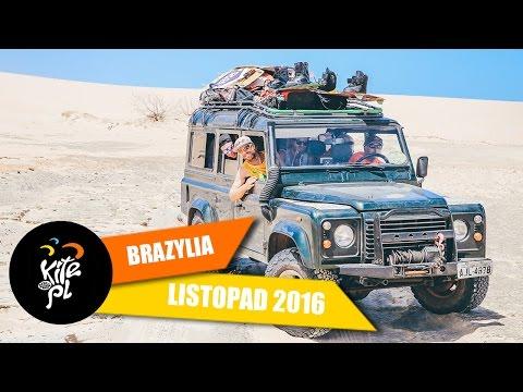 BRAZYLIA / LISTOPAD GRUDZIEŃ 2016