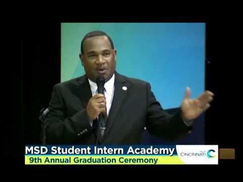 MSD Student Intern 2015 Graduation HD
