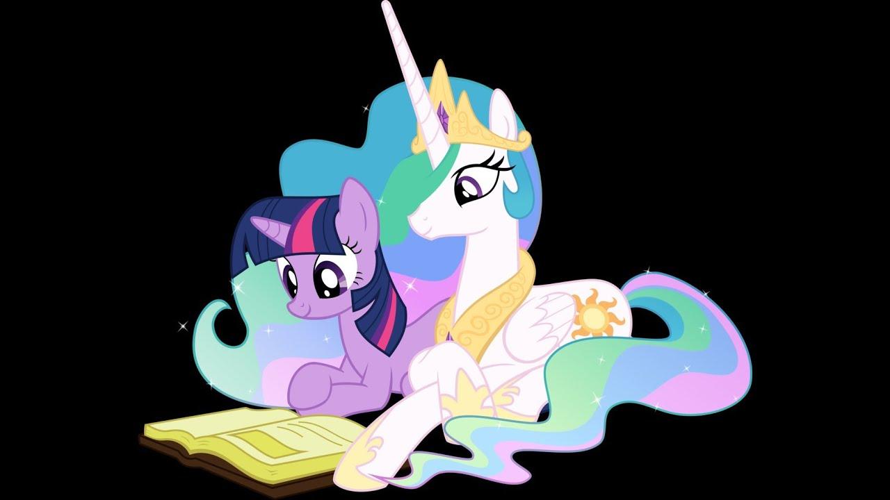 Celestia Princess And Princess Luna Mlp