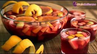 Sangria - recipe