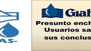🔌➡️ PRESUNTO ENCHUFISMO Y TRÁFICO DE INFLUENCIAS EN GIAHSA. ⬅️🔌