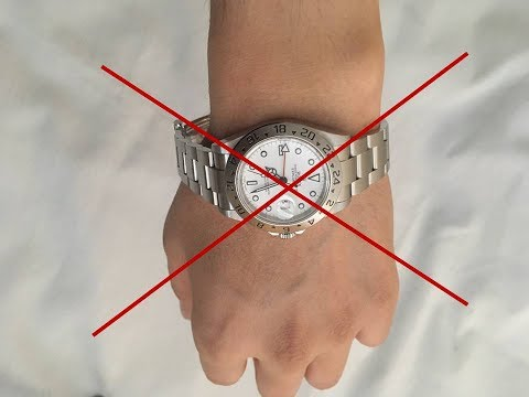 How To Wear A Watch With Style Man's Guide To Dress and Casual Watches Which Bands and Movements To Buy modern