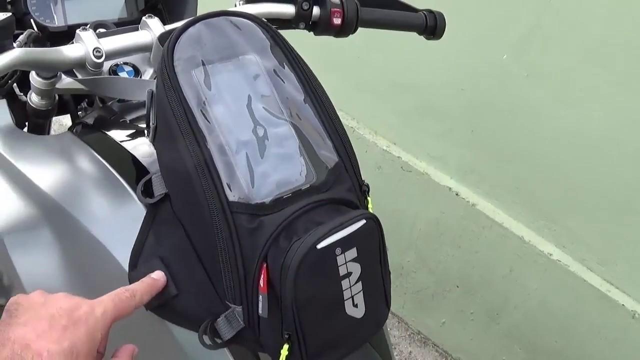 Bolsa Sobre Dep/ósito Magn/ética Yamaha XT 660 R Givi EA106B 6 litro