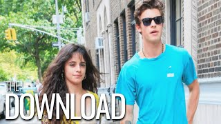 Camila Cabello and Shawn Mendes Squash Breakup Rumors | The Download Video