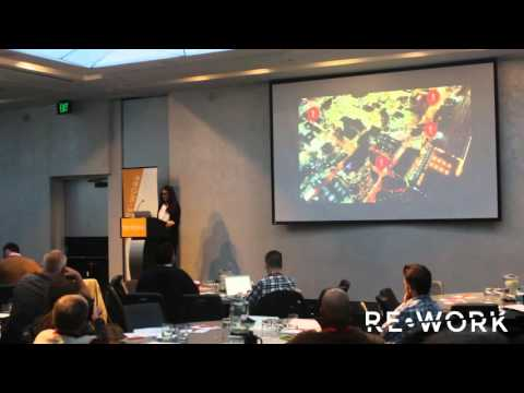 Connected Ecologies - Newsha Ghaeli, Senseable City Lab, MIT - RE•WORK Connect Summit #reworkconnect