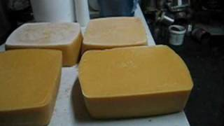 rendering beeswax cappings  part 2.wmv