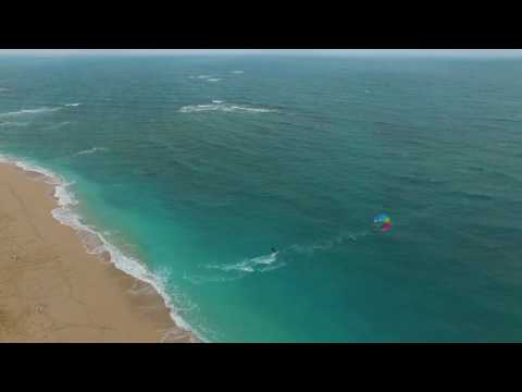 DJI Drone Penghu Kitesurfing Kiteboarding