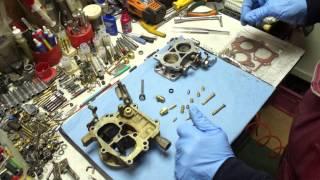 Доработка, восстановление карбюратора к-126 УАЗ