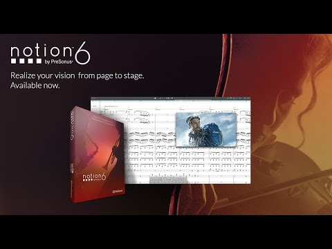 Introducing Notion 6