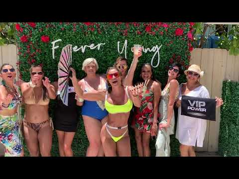 Jennifer Nicole Lee's Queens Who Conquer Beach Party at Nikki Beach