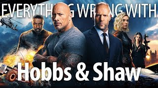 Download Everything Wrong With Fast & Furious Presents: Hobbs & Shaw Mp3 and Videos