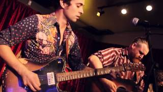 The Weary Boys - Runnin' & Hidin' | a Do512 Lounge Session