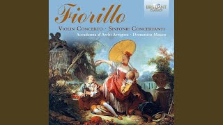 Sinfonia concertante No. 1 in F Major: I. Allegro