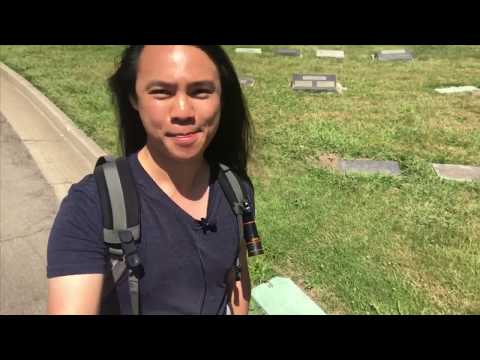 The Nature with Gordon Gone Wild: Frogs and Foxes of Mountain View Cemetery