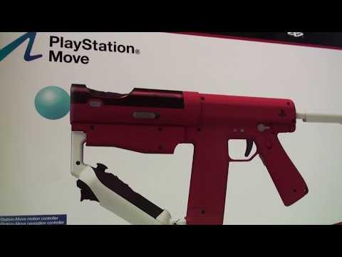 Tirador de precision PlayStation Move PS3